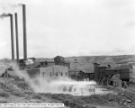 Lion Coal Company, Exterior of Power House and Tipple, Blair Town, Wyoming