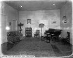 Rowland Hall, Interior Music Room