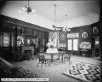 Bureau of Information, Temple Square, Interior From Northeast