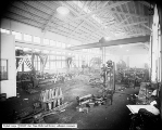 Boston Consolidated Mill Machine Shop Interior
