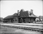 Oregon Short Line Railroad - Nampa, Idaho Depot