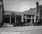 Tom Botterill Auto Company, New Garage