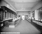 Ott Drug Store Interior