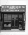 Columbia Club Cigar Company - Front