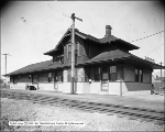 Murray Railroad Depot