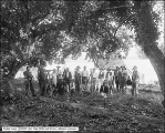 Camp Group at Oak City, Sevier Land and Water Company