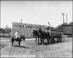 Central Coal and Coke Company, Loaded Wagon and Team