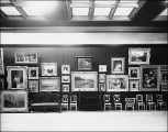 Colonel Holmes - Art Gallery, North Wall