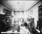 Bailey, Johh H. Jr. Law office interior at Newhouse Building