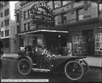 Auto in Front of Colonial Theatre