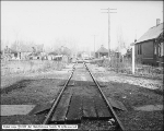 Western Pacific Railroad, Looking East From West Side of Jeremy Street