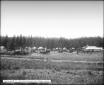 Swan Lake Camp - General View
