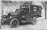 W. R. Wallace, Military Ambulance