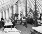Dining Room at Swan Lake Camp