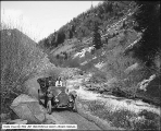 In Big Cottonwood Canyon, Mr. and Mrs. Shipler