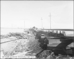 Wreckage at Saltair