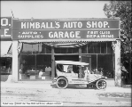 Auto, (Kimball's Auto Shop and Garage)