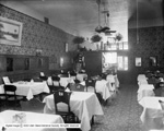 Gallacher Restaurant, Interior of Dining Room