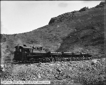 Utah Copper Company Dump Train