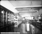 Bertram Motor Supply Company, Interior of Rubber Department