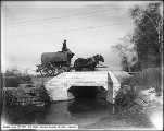 Water Wagon on East 1200 South Over Bridge