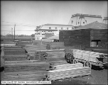 Sierra Nevada Lumber Company, Exterior of Yards