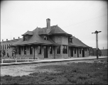Oregon Short Line Railroad - Caldwell, Idaho Depot