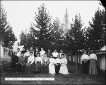 Employees - Upper Geyser Basin Camp