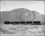 Utah Copper Dump Train