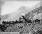Utah Copper Train and Stream Shovel
