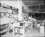 Bertram Motor Supply Company, Interior of Shipping Room