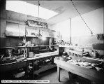 Finch and Rogers Cafe, Interior of Kitchen