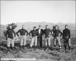 Football Players at University of Utah