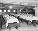 American Linen Supply Company, Lunch Room