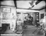 Mrs. Ways Residence, Parlor and Dining Room