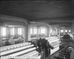 American Linen Supply Company, Mangle Room