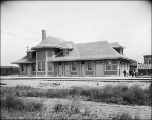 Oregon Short Line Railroad - Weiser, Idaho Depot