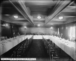 Commerce Club, Interior of Dining Room