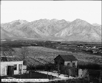 Wasatch Mountains, Mountains from State Prison