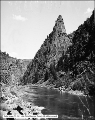 Black Canyon of the Gunnison, Curicanti Needle