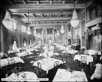 Commerce Club, Interior of Banquet Room