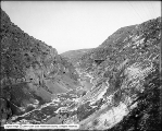 Bear River Canyon, General View in Canyon