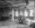 Crane Company Pipe Cutting Room