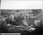 Shoshone Falls from above