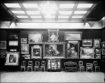 Colonel Holmes -  Art Gallery, East Wall