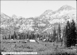 Big Cottonwood Canyon, Brighton Panorama #3