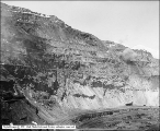 Utah Copper Mine from Southeast of Pit