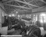 Bear River Power Company Interior General View of Plant, Westinghouse Electric Company