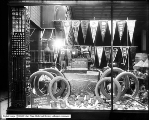 Rubber Display, Salt Lake Hardware Company Window