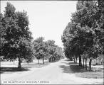 Liberty Park, Center Drive (600 East)
